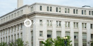 WASHINGTON, DISTRICT OF COLUMBIA – APRIL 14: View of the Department of Agriculture Building on April 14, 2017 - Kelleher Photography Store
