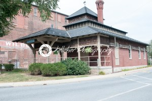 LITITZ, PA – AUGUST 30: Old Lititz Railroad Train Station on August 30, 2014 - Kelleher Photography Store