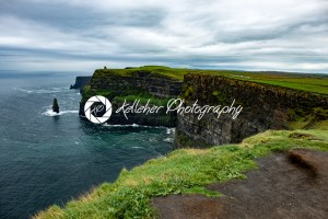 Cliffs of Moher Tourist Attraction in Ireland - Kelleher Photography Store