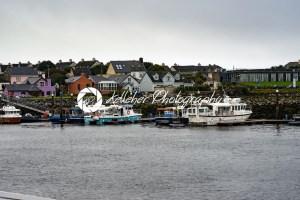 DINGLE, IRELAND – AUGUST 21, 2017: Irish seaport scenery in Dingle, County Kerry, Ireland - Kelleher Photography Store