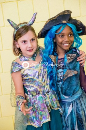 ROSEMONT, PA – OCTOBER 31 – AIS Halloween Parade 2017 - Kelleher Photography Store