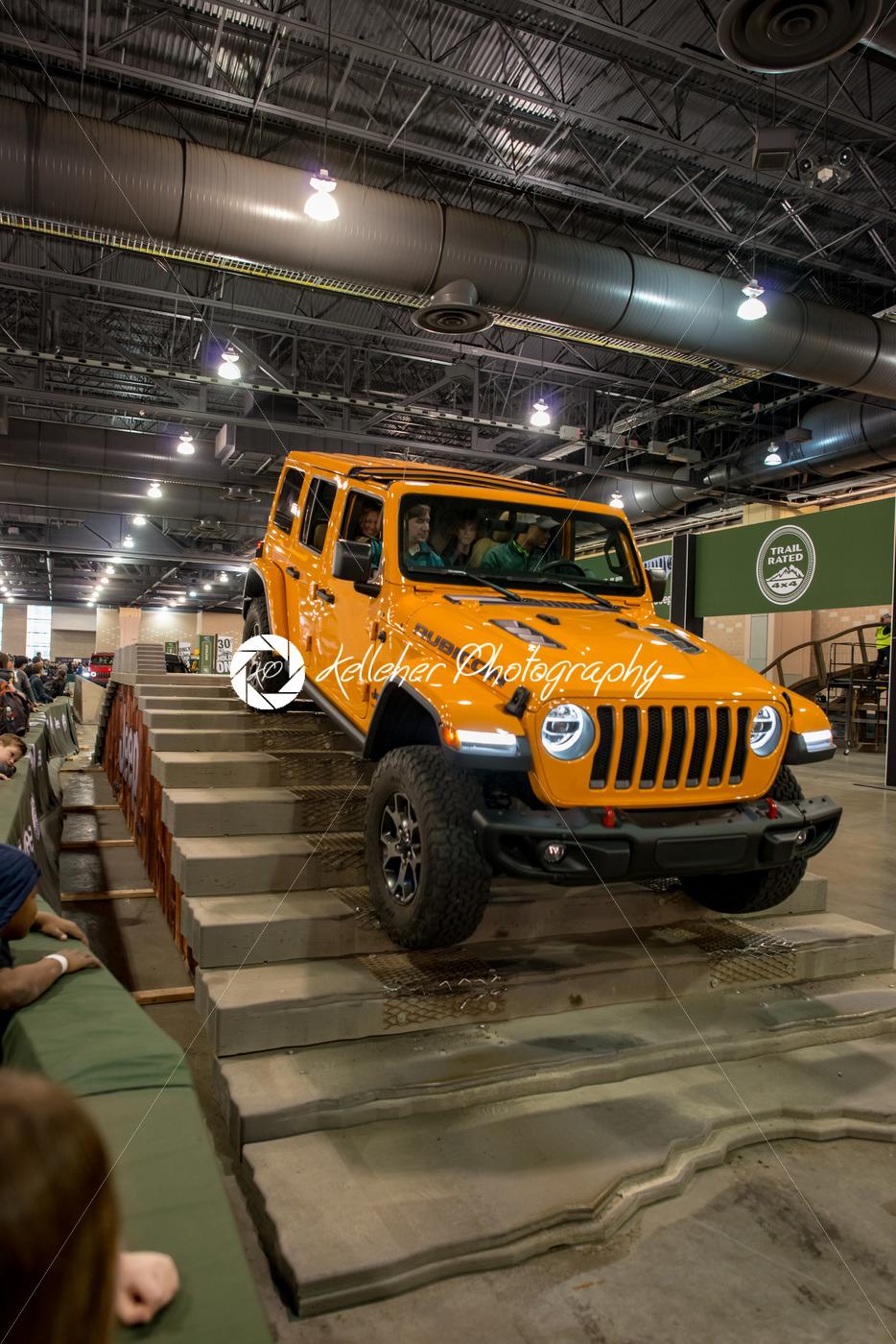 PHILADELPHIA, PA – Feb 3: Jeep at the 2018 Philadelphia Auto Show - Kelleher Photography Store