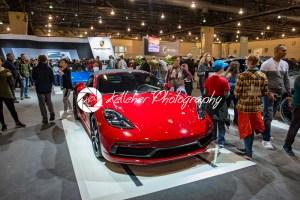PHILADELPHIA, PA – Feb 3: Porsche at the 2018 Philadelphia Auto Show - Kelleher Photography Store