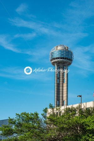 Dallas, Texas – May 7, 2018: Reunion Tower - Kelleher Photography Store