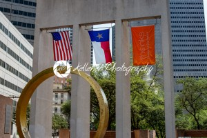 Dallas, Texas – May 7, 2018: Thanks-giving Square, in Dallas, Texas, hosts the non-denominational Thanks giving Chapel - Kelleher Photography Store