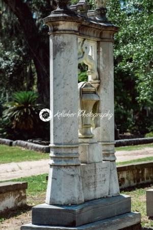 Arnold Cemetery Statuary Statue Bonaventure Cemetery Savannah Georgia - Kelleher Photography Store