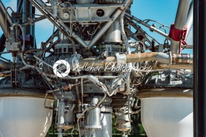 Cape Canaveral, Florida – August 13, 2018: Rocket Garden at NASA Kennedy Space Center - Kelleher Photography Store