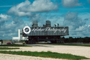 Cape Canaveral, Florida – August 13, 2018: Space Shuttle Transport at NASA Kennedy Space Center - Kelleher Photography Store