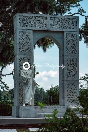 Lawton Cemetery Statuary Statue Bonaventure Cemetery Savannah Georgia - Kelleher Photography Store