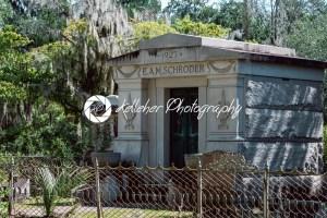 Schroder Cemetery Statuary Statue Bonaventure Cemetery Savannah Georgia - Kelleher Photography Store