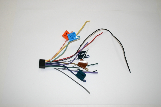 Kenwood Ddx790 Ddx790 Harness Wire Wiring Harness Copper