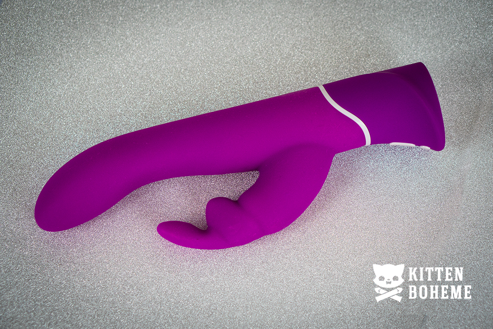 Happy Rabbit Curve Vibrator Sex Toy Review by KittenBoheme.com