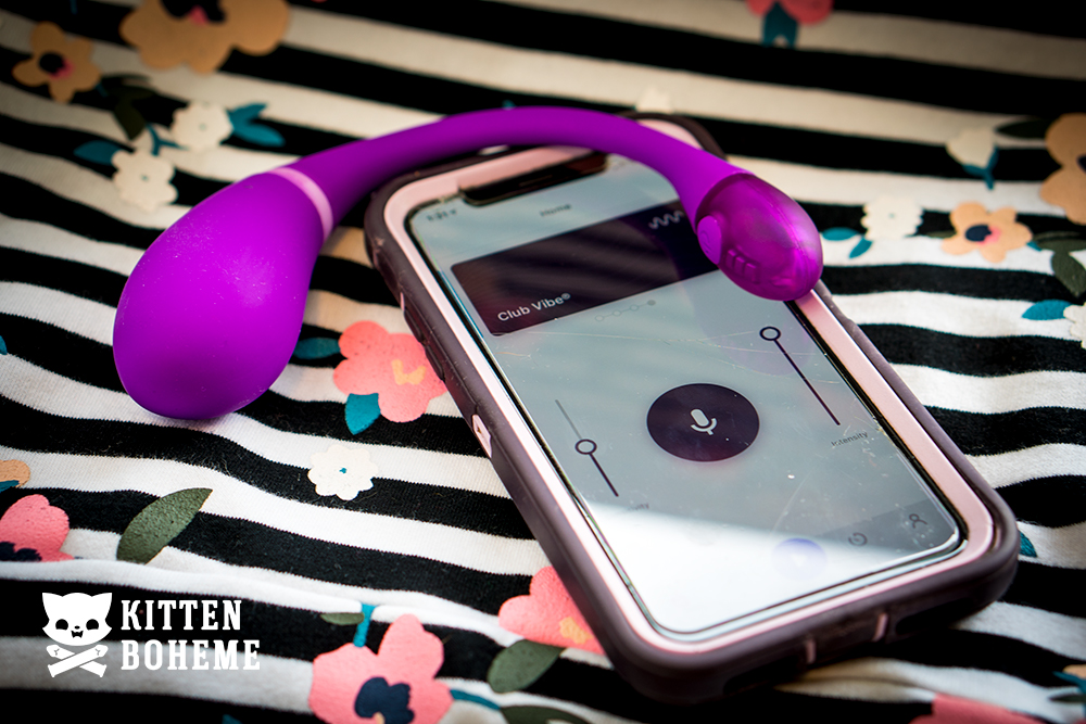 OhMiBod Esca 2 Wearable Vibrator Sex Toy Review by KittenBoheme.com