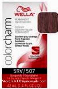 Wella Color Charm 5RV/507 Burgundy