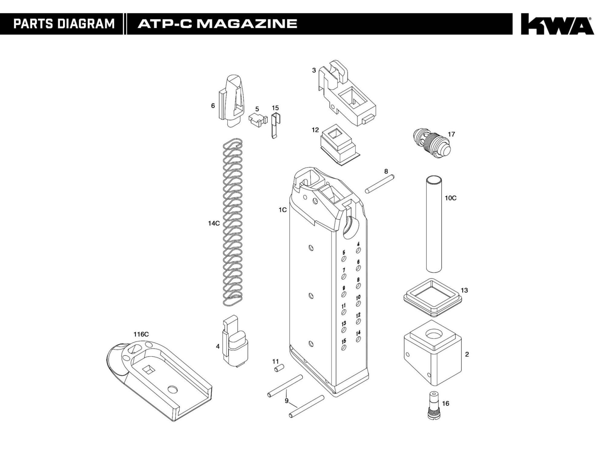 hight resolution of atp c magazine