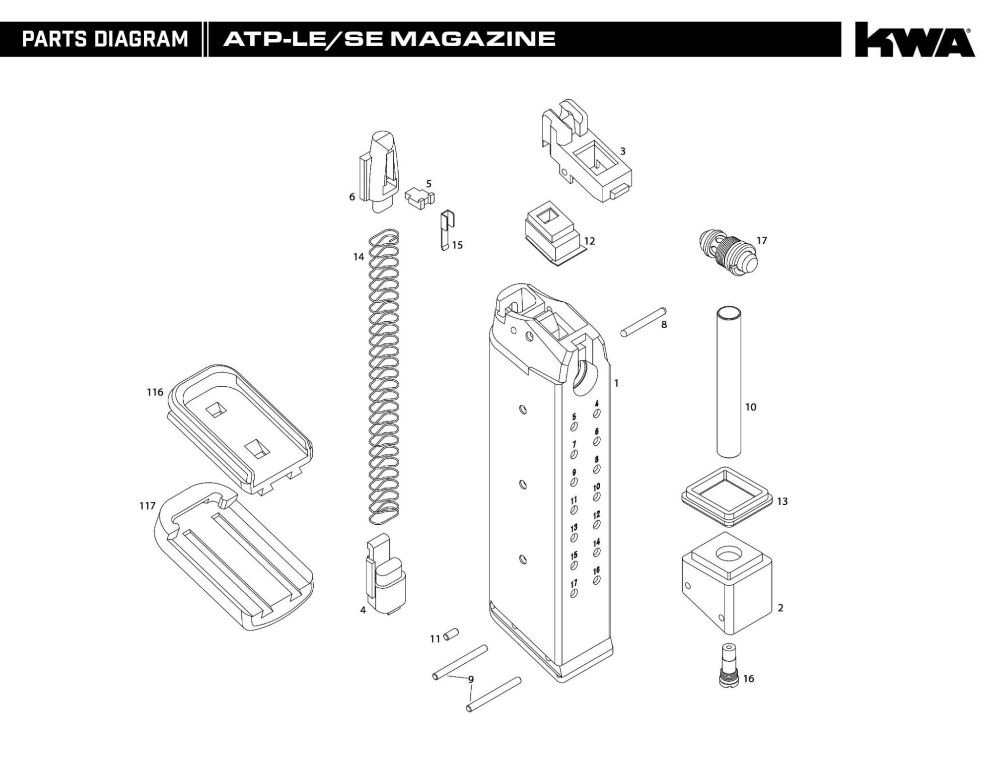 hight resolution of magazine diagrams