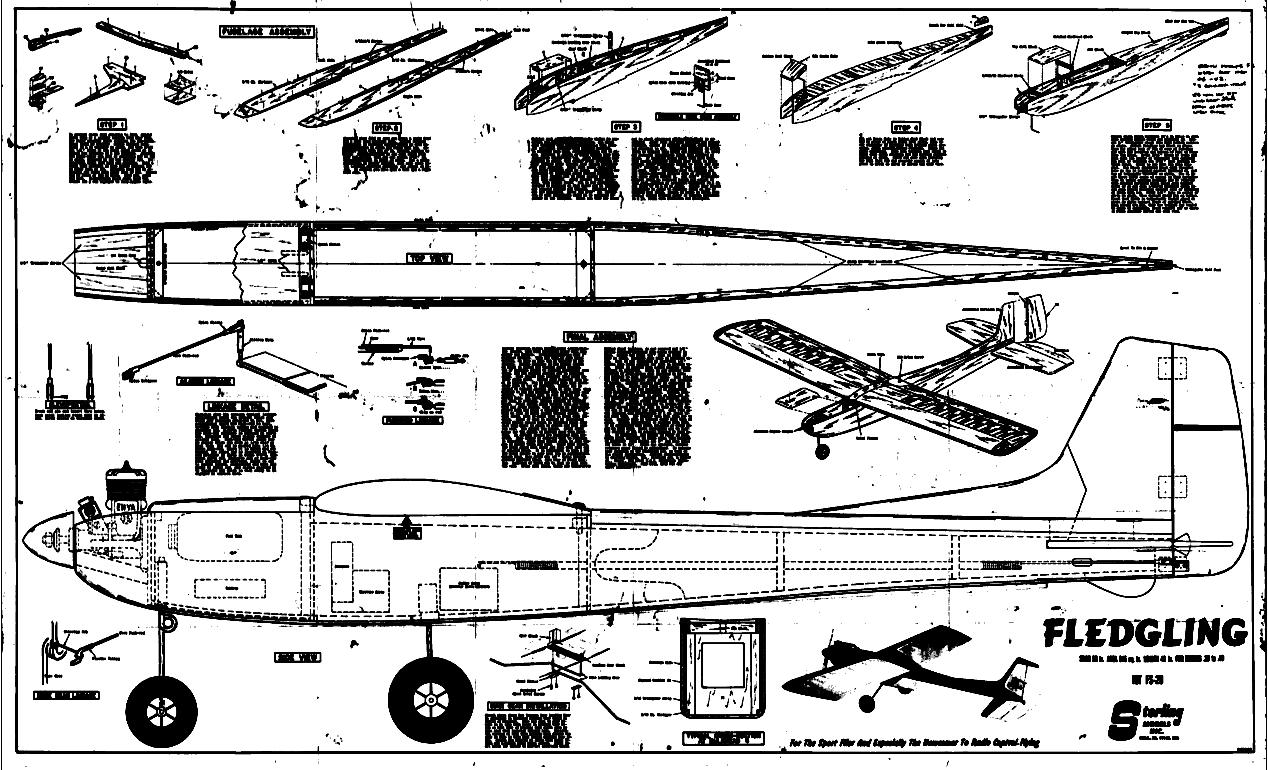 Sport Planes Laser Design Services