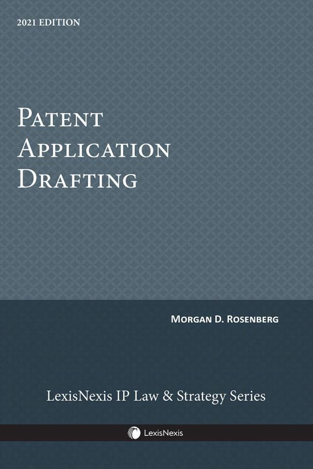 Patent Application Drafting  LexisNexis Store