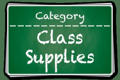 Classroom Supplies