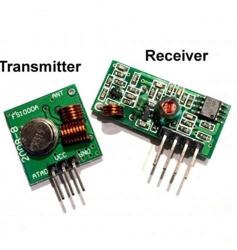 Transmitter Receiver