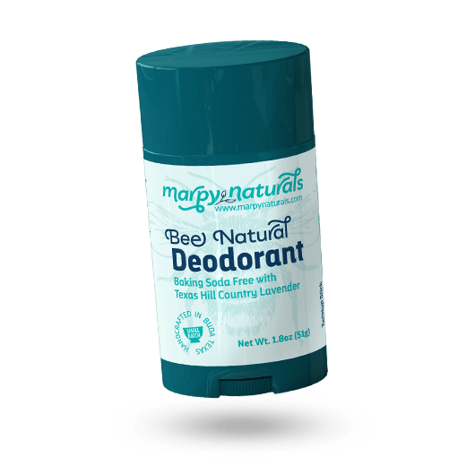 Bee Natural Deodorant with Texas Hill Country Lavender product image