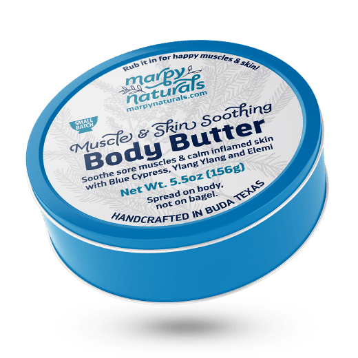 Muscle and Skin Soothing Body Butter product image