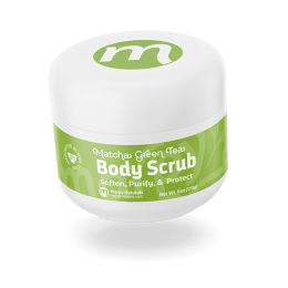 Matcha Green Tea Body Scrub product image