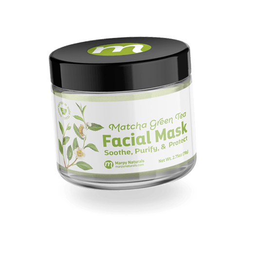 Matcha Green Tea Facial Mask product image