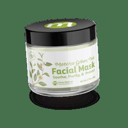 Matcha Green Tea Facial Mask product image