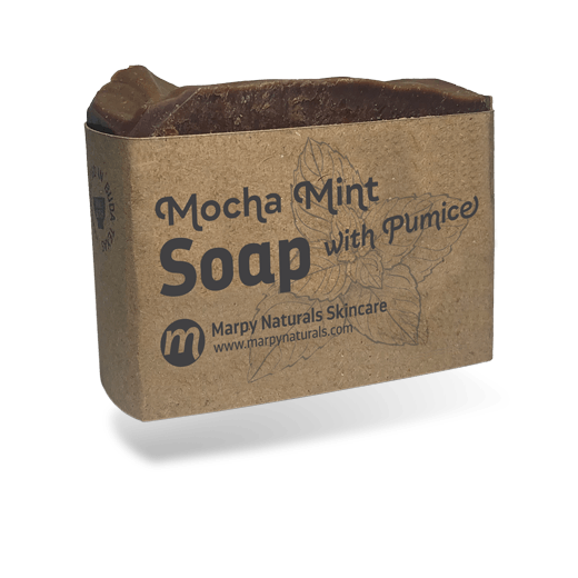 Mocha Mint Soap with Pumice product image