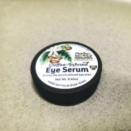 Coffee-Infused Eye Serum