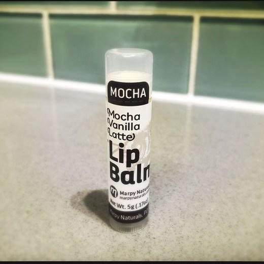 Mocha Vanilla Latte Lip Balm
