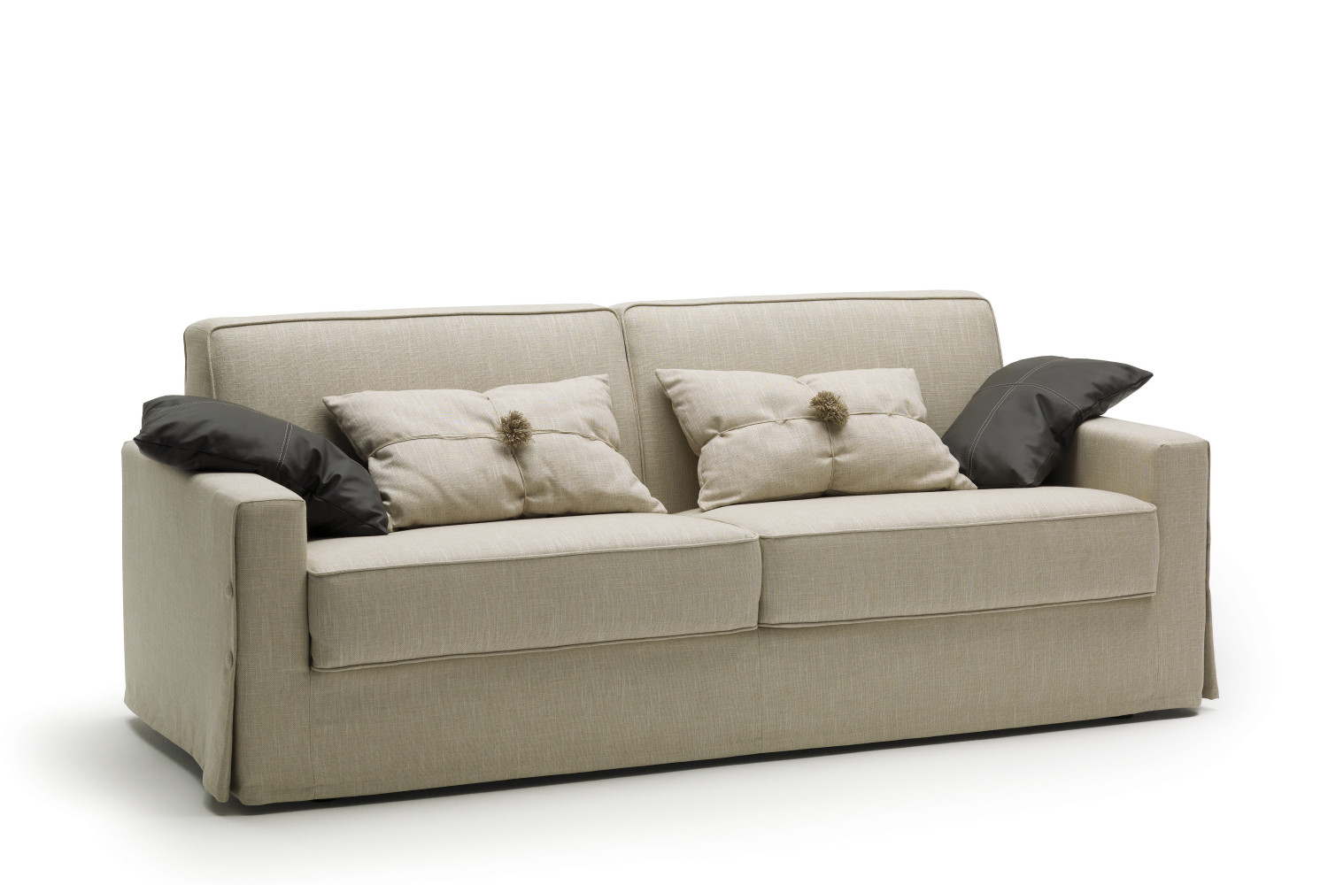 Canap convertible couchage quotidien Taylor