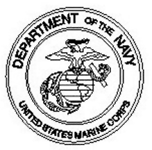 Stamp, Marine Corps Seal, MilitaryWives.com Online Store