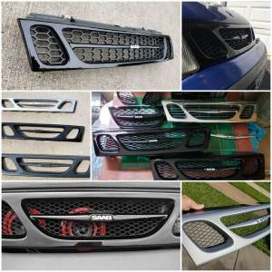 Custom Honeycomb Grills