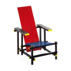 Computer Chair Accessories Aeron By Herman Miller Miniature Rietveld Red Blue Moma Design Store
