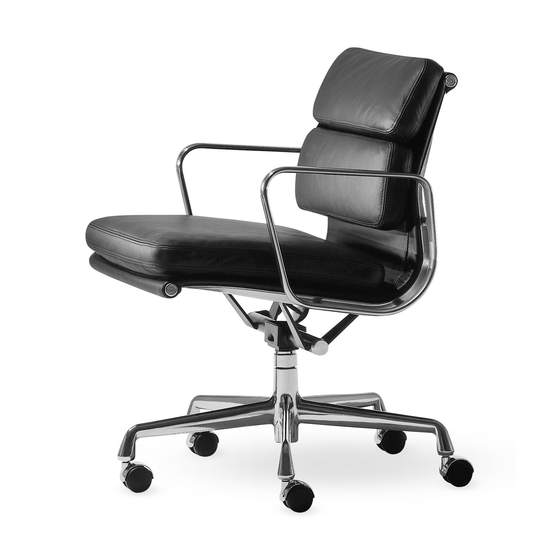 Eames Soft Pad Management Chair Eames Soft Pad Management Chair Moma Design Store