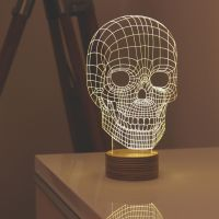 Skull Table Lamp | MoMA Design Store