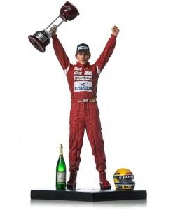 Modellino Gp Giappone Ayrton Senna