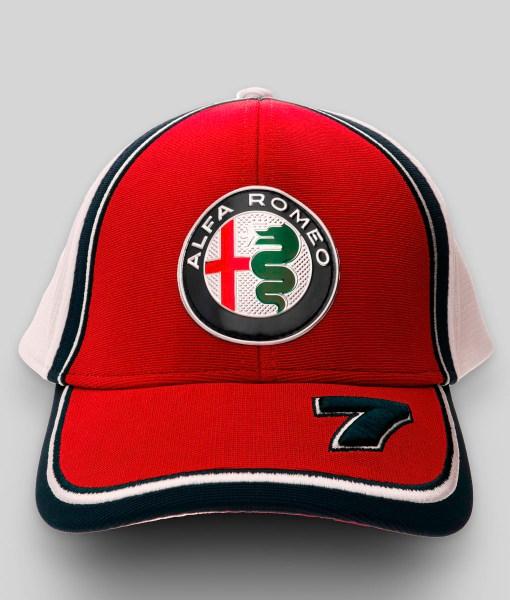 Alfa Romeo Sauber Fronte