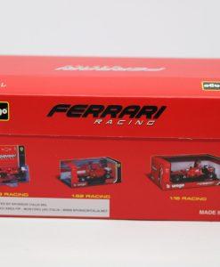 Bburago Signature Ferrari Charles Leclerc F1 SF90 Die cast 143 2019 3 scaled