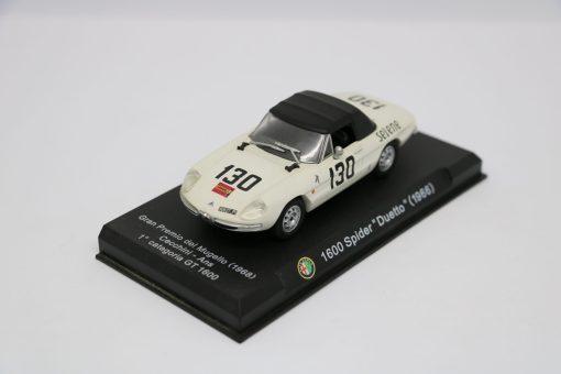 Alfa Romeo 143 1600 Spider Duetto 1966 Gran Premio del Mugello 1 scaled