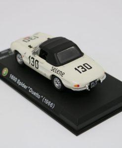 Alfa Romeo 143 1600 Spider Duetto 1966 Gran Premio del Mugello 2 scaled