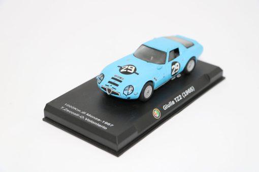 Alfa Romeo Giulia TZ2 1965 1000km di Monza 1967 1 scaled