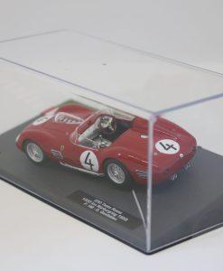 Altaya 143 Ferrari 250 Testa Rossa 1000 km Nurburgring 1959 P. Hill 2 scaled