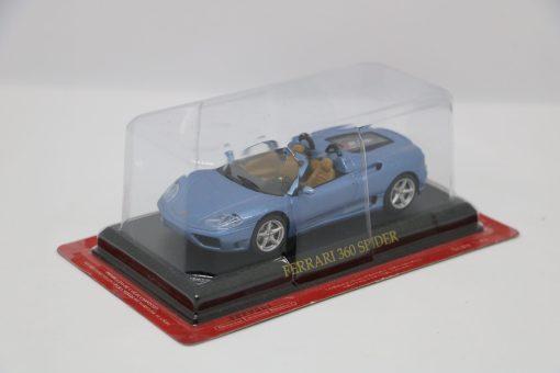 Altaya 143 Ferrari 360 Spider 1 scaled