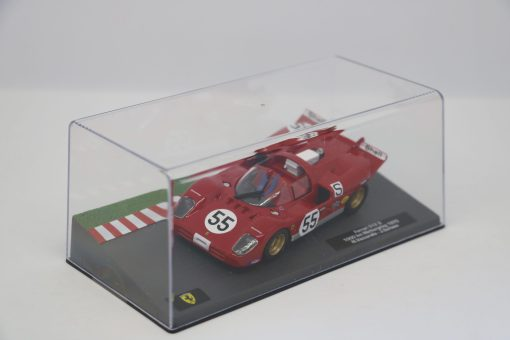 Altaya 143 Ferrari 512 S 1000 km Nurburgring 1970 N. Vaccarella 1 scaled