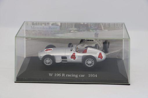 Altaya 143 Mercedes W 196 R racing car 1954 3 scaled