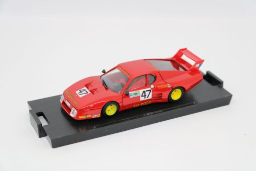 Brumm Ferrari 512 BB Le Mans 1981 scaled