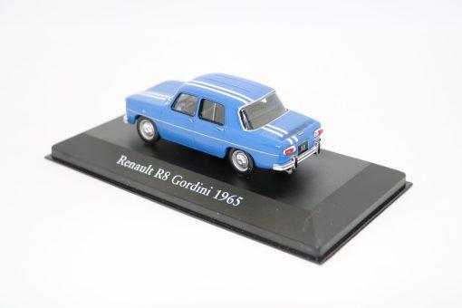 Die cast 143 Renault R8 Gordini 1965 5 scaled